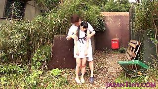 Yuzuru superb japanese babe enjoys getting a hard fuck film