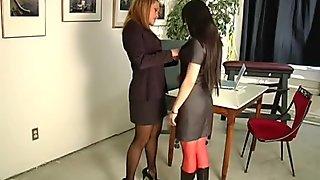 Bondage Bitch Interviews - Scene 5