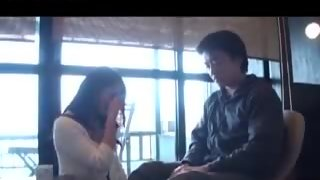 Japanese Mom blackmailed by Step Son 1
