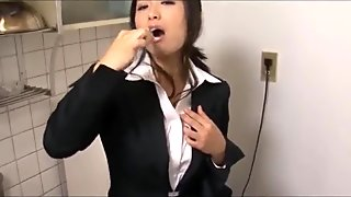 Good girl before to bed 38