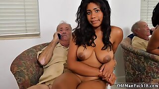 Young couple webcam