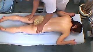 Japanese fake massage 6