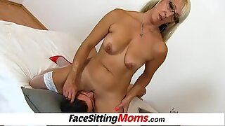 Pussy eating with hot czech wife Marketa