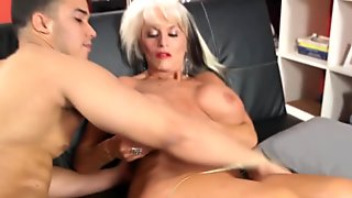 asian titty fuck during threesome video