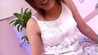 Fabulous Japanese girl in Incredible JAV uncensored Dildos/Toys video