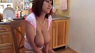 Japanese giant milky pantoons