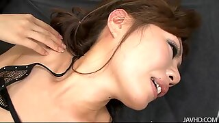 Teenage asian porn star in tight and sexy bikini poked hard in a doggy position