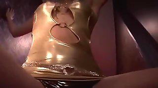 Asian pornstar Anjie Esuwan at a sexy massage