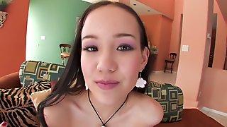 Horny pornstar Amai Liu in incredible small tits, asian xxx scene