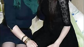 Turkyně-arabský-asijský hijapp mix foto 21