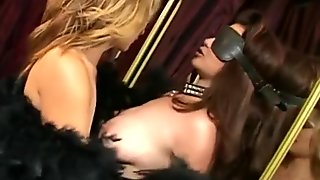 Jade Shows Kimmy Khan How To Play With A Sextoy