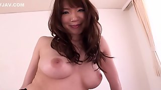 Nao Mizuki, Sumire Matsu in Busties with Black Stockings Nakadashi part 1.3