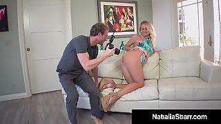 Mooi Poolse Kut Hole, Natalie Starr, GepAtt door Hard Lul