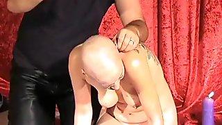 Asian Kumimonsters Facial Punishment