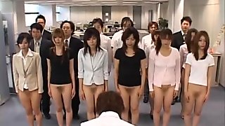 Free jav of Half nude Japanese chicks part2