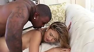 Chick Nyomi Star Bends Over For Anal Dicking