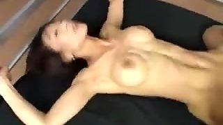 Muscled girl