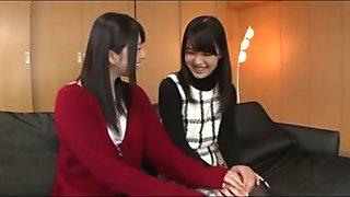 Japanese Lesbians Uehara & Sugi