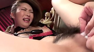 Mature asian milfs licked and fingered