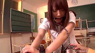 Ageha Kinoshita's School Punishment (Uncensored JAV)