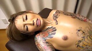 Tattooed thai